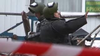 Aparat keamanan di Volgograd