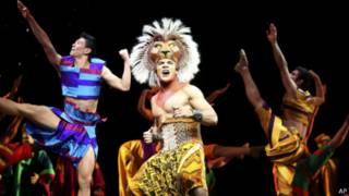 Musikal The Lion King