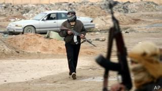 Pejuang di Fallujah