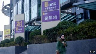 Banco en Pekín
