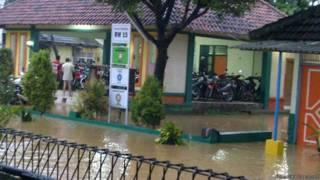 banjir cibubur