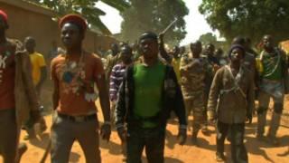 Des miliciens de Centrafrique