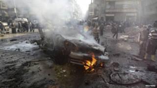 एलप्पो शहर, सीरिया