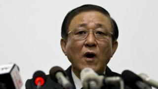 Dubes Korsel di Beijing Ji Jae Ryong