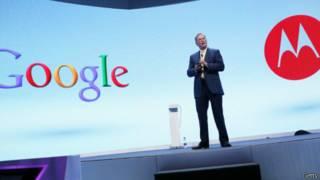 Google dan Motorola