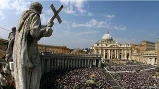 वेटिकन चर्च