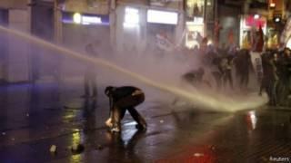 Demo Turki