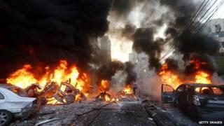 लेबनान धमाका