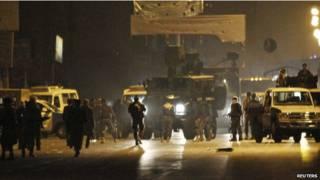 यमन कारागार पर हमला