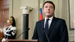 Matteo Renzi   AFP