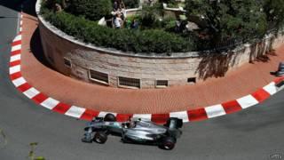 F1 di Monaco