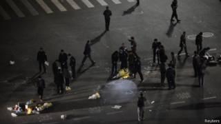 Polisi di Kunming