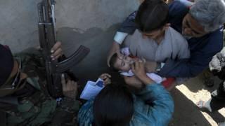 पाकिस्तान पोलियो