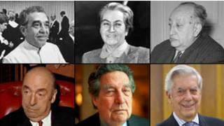 Escritores latinoamericanos galardonados con el Nobel