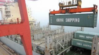 Ekspor Cina