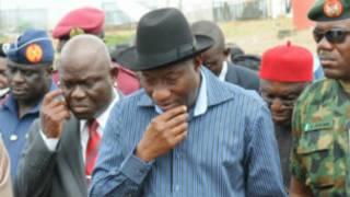 Rais Goodluck Jonathan