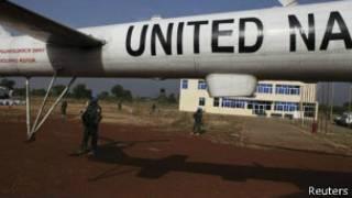 ONU en Sudán del Sur