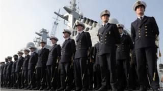 Marinha francesa (AFP)