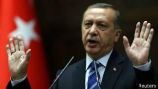 Prime Ministan Turkiyya Racep Tayyip Erdogan