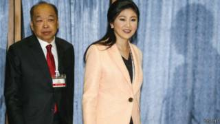 PM Thailand Yingluck Shinawatra