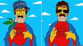 El Chapo y Pablo Escobar