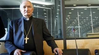 Silvano Tomasi, representante del Vaticano