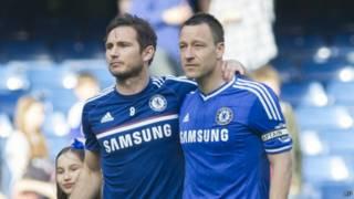 Lampard dan Terry