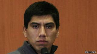 Gustavo Lasi, condenado en Argentina