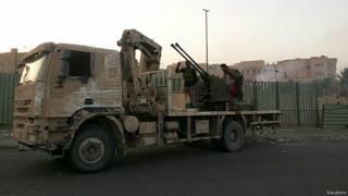 Insurgentes en Tikrit
