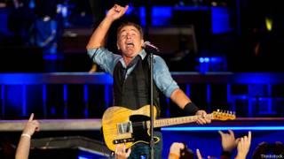 Bruce Springsteen en concierto