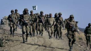 Operativo militar paquistaní