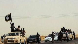 Militantes ISIS