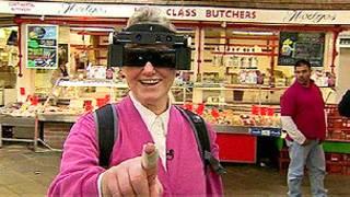 Gafas inteligentes creadas por la Universidad de Oxford