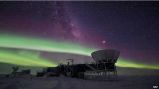 Observatorio del Polo Sur