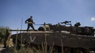 Chiến sự ở Cao nguyên Golan