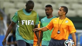 Sabri Lamouchi a démissionné de son poste de sélectionneur de l'équipe de Côte d'Ivoire de football après l'élimination des Éléphants en phase de poule du Mondial brésilien