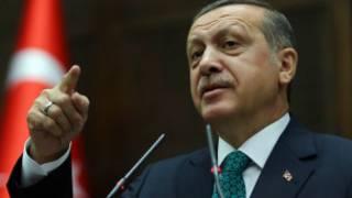 Recep Tayyip Erdogan va remporter l'élection présidentielle turque, si les premières tendances se confirment.