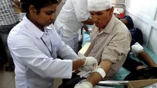 भारतीय नर्स