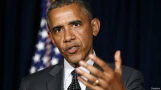 Obama en Texas