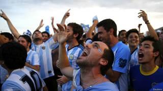 Seguidores de Argentina