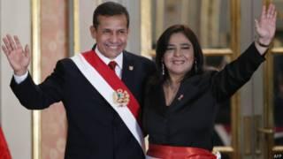 Humala y Jara