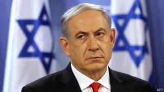 Benjamin Netanyahu (foto de archivo)