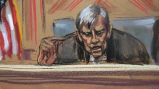 Thomas Griesa, juez de EEUU