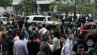 Sismo en Quito