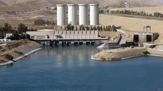 Represa de Mosul