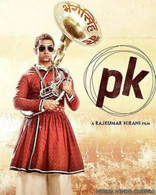 पीके, आमिर ख़ान