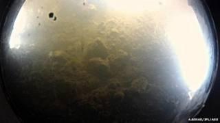 Fondo del lago Whillans