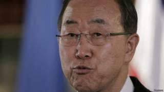 Ban-Ki Moon