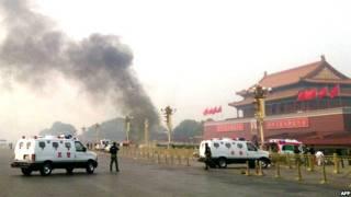 Vụ tấn công ở Thiên An Môn