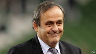 Michel Platini, umuyobozi wa UEFA